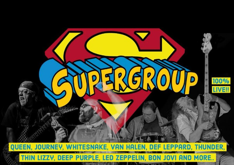 Supergroup - 100% Live!!!!